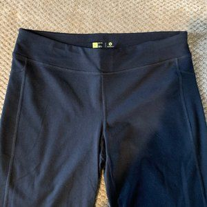 Ladies Xersion Black Activewear Bottoms Slim Fit L